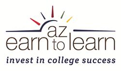 Az earn to learn logo