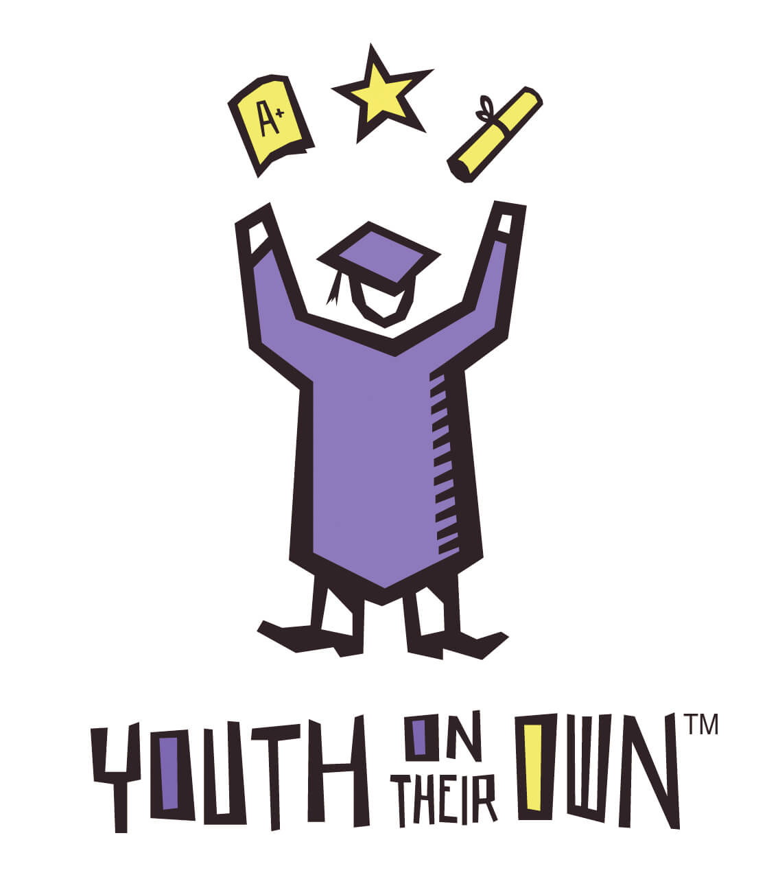 Youth on their own logo